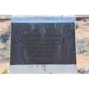 Daisy Bates Memorial at Ooldea
