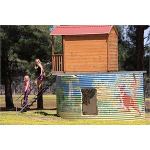 Playground at Dryandra Village