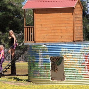 Playground at Dryandra Village