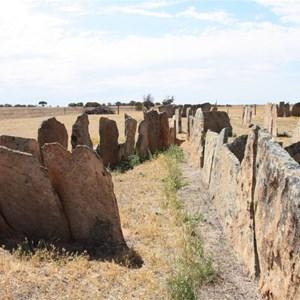Perengades Sheep Yards