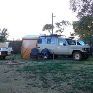 Warburton campground