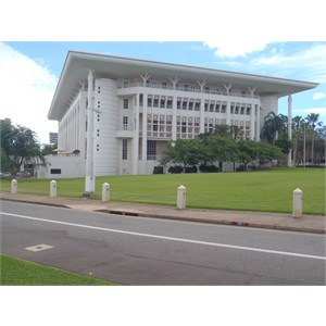 Parliment House, Darwin