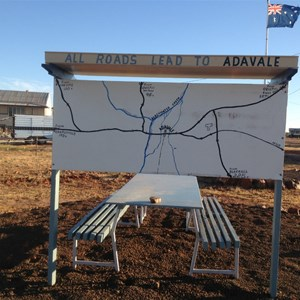 Adavale, closest town to where I was raised