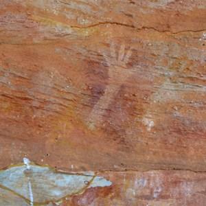 Mutawintji Hand Painting