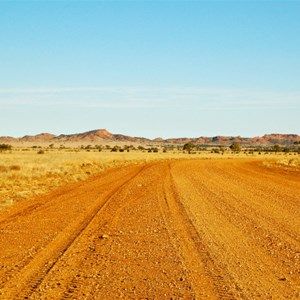 Dusty Outback Roads