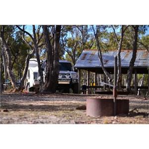 Glendora Campground, Hill End