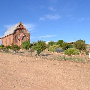 St Carthage Catholic Church, Silverton, NSW