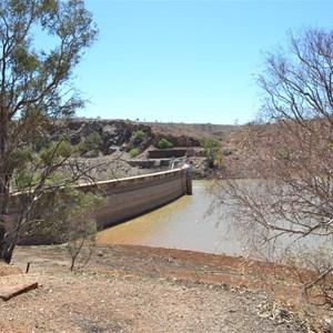 Umberumberka Reservoir,