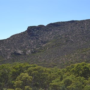 Wilpena Pound rock formations