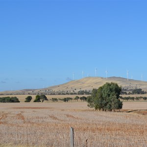 Hallett Hill Wind Farm