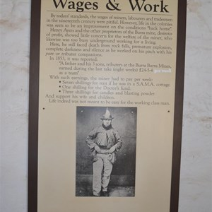 Typical Cornish Miner, and conditions.