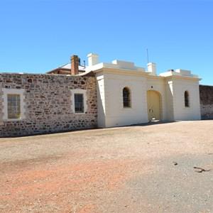 Redruth Gaol, Burra
