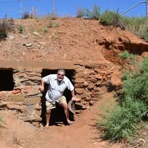 More Miners' Dugouts, Burra