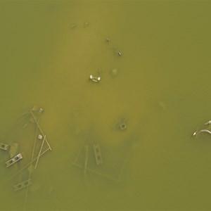 Darling River, Wilcannia - Dumpsite?