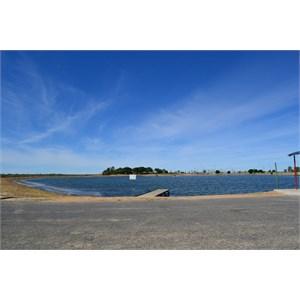 Lake fred Tritton, Richmond