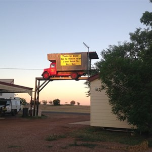 Outback humour!