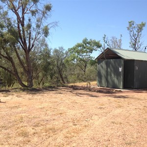 Toilets, potable water and dump point, Isisford