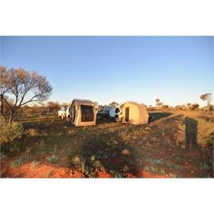 Emu Road Camp