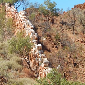 Wall of China Halls Creek