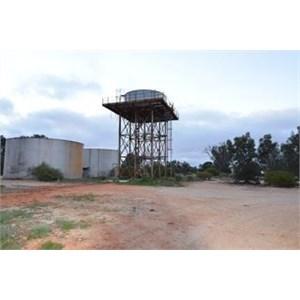Maralinga Water Tower