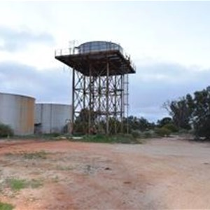 Maralinga Water Tower
