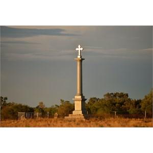 Mary Matthews Monument