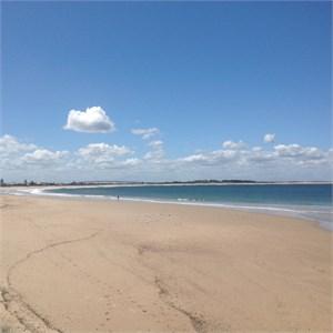 Stockton Beach, NSW