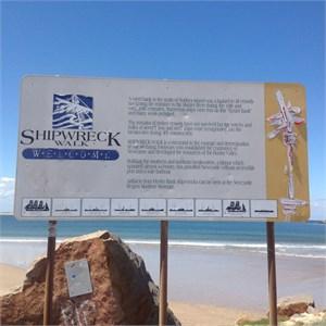 Shipwreck Walk, Stockton