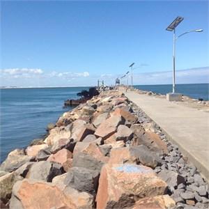 Start of Shipwreck Walk, Stockton, NSW