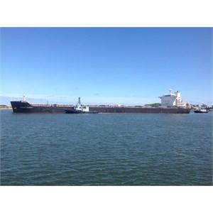 Hunter River maritime traffic