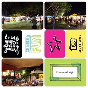 Broome night markets