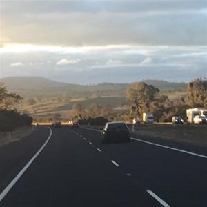 En route to Mildura