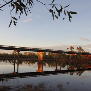 Robe River bridge