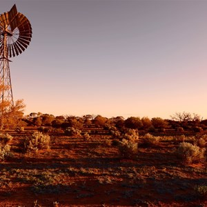 Windmill - Speaks The Aussie Outback Beautifully