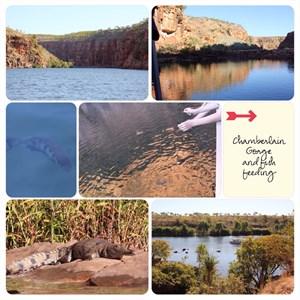 Chamberlain Gorge