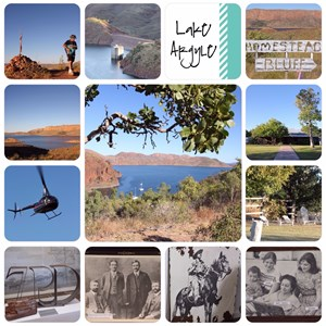 Lake Argyle and Homestead Museum
