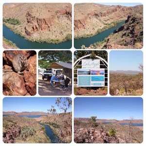 Ord River Lookout