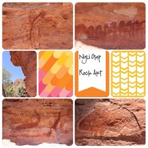 Nigli Gap rockart