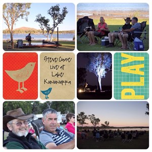 Live Music at Lake Kununurra