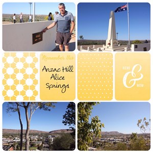 Anzac Hill Lookout