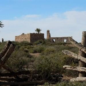Dalhousie Homestead ruins