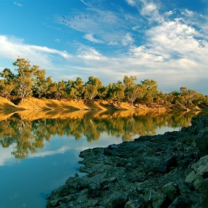 Barcoo River, Welford National Park