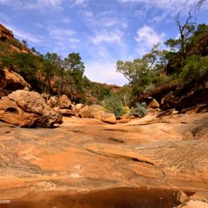 Mutawintji Gorge