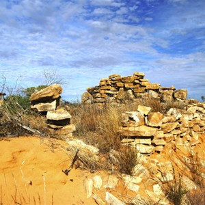 The Ruins, Diamantina National PArk