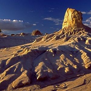Eroded Dune Mungo