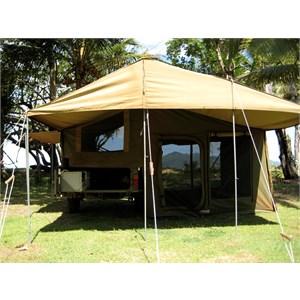 Tambo Cooper camper trailer