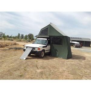 Aussie Traveller Roof top Tent (Deluxe model)