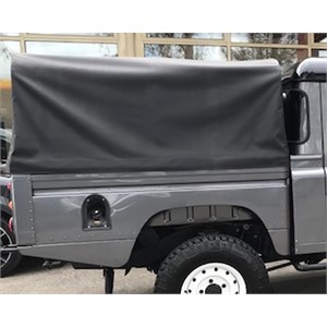 Defender 130 Tub and canvas