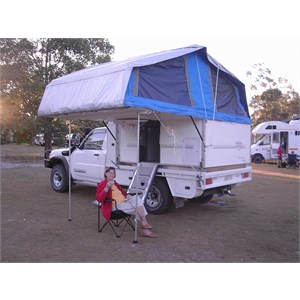 Second hand Trayon Camper Model 1980