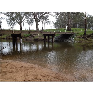 Bridge over Campaspe